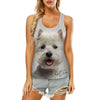 West Highland White Terrier - Hollow Tank Top V1