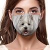 West Highland White Terrier F-Mask V1