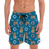 Wheaten Terrier - Hawaiian Shorts V1