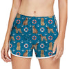 Wheaten Terrier - Colorful Yoga Shorts V1