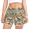 Wheaten Terrier - Colorful Yoga Shorts V2