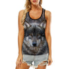 Wolf - Hollow Tank Top V1