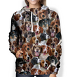 You Will Have A Bunch Of Brittany Spaniels - Hoodie V1