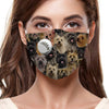 You Will Have A Bunch Of Cairn Terriers F-Mask (Set of 7 Pieces)