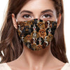 You Will Have A Bunch Of Cavalier King Charles Spaniels F-Mask