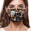You Will Have A Bunch Of English Pointers F-Mask (Set of 7 Pieces)
