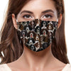 You Will Have A Bunch Of English Springer Spaniels F-Mask