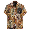 You Will Have A Bunch Of Goldendoodles - Shirt V1