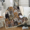 You Will Have A Bunch Of Maine Coon Cats - Blanket V1