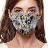 You Will Have A Bunch Of Old English Sheepdogs F-Mask