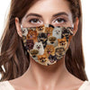 You Will Have A Bunch Of Pomeranians F-Mask