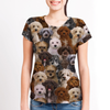 You Will Have A Bunch Of Schnoodles - Tshirt V1