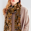 You Will Have A Bunch Of Abyssinian Cats - Scarf V1