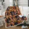 You Will Have A Bunch Of Airedale Terriers - Blanket V1