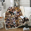 You Will Have A Bunch Of Chihuahuas - Blanket V1