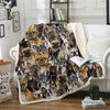 You Will Have A Bunch Of French Bulldogs - Blanket V1