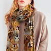 You Will Have A Bunch Of Golden Retrievers - Scarf V1