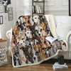 You Will Have A Bunch Of Greyhounds - Blanket V1