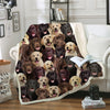 You Will Have A Bunch Of Labradors - Blanket V1