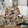 You Will Have A Bunch Of Shiba Inus - Blanket V1