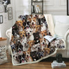You Will Have A Bunch Of Staffordshire Bull Terriers - Blanket V1