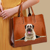 Your Best Companion - Anatolian Shepherd Luxury Handbag V1