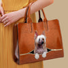 Your Best Companion - Chinese Crested Luxury Handbag V1