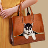 Your Best Companion - Husky Luxury Handbag V1