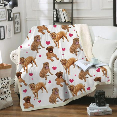 Dogue de Bordeaux Blanket V1