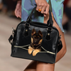 German Shepherd Shoulder Handbag V2