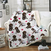 German Shorthaired Pointer Blanket
