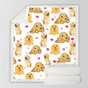 Golden Retriever Blanket V1