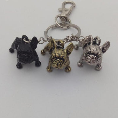 French Bulldog Key Chains