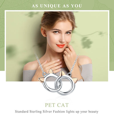 Cat Cute Necklaces