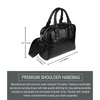 English Pointer Shoulder Handbag V2