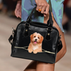 Havanese Shoulder Handbag V4