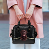 Labrador Retriever Shoulder Handbag V2