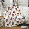 Yorkshire Terrier Blanket V1