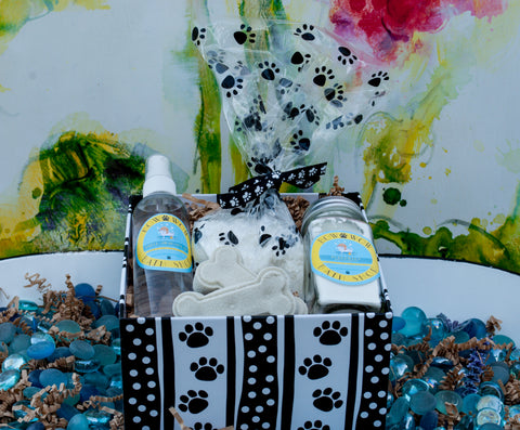 Pamper Gift Set - Bow Wow Bath Shop