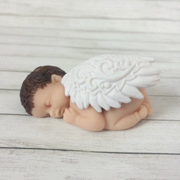 Miscarriage Memorial Doll - Keepsake Gift for Grieving Parents After Loss of Baby