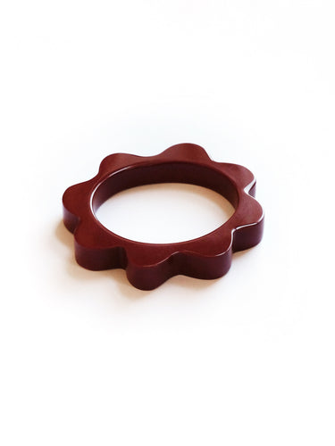Rust Splat Bangle