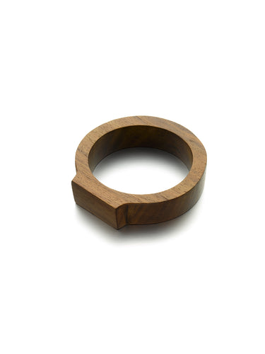 Raised Wood Bangle