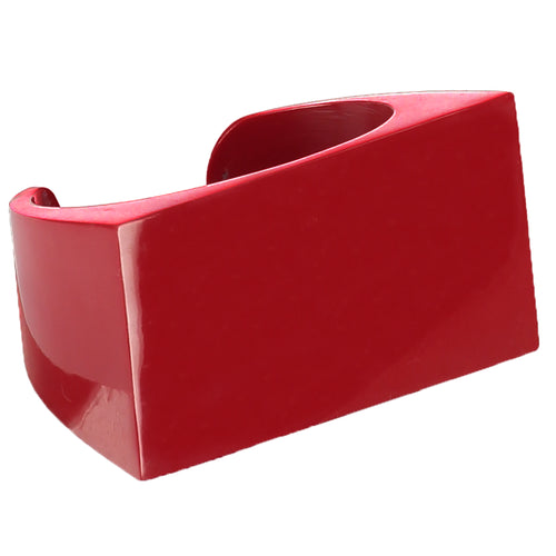 Red Resin Cuff