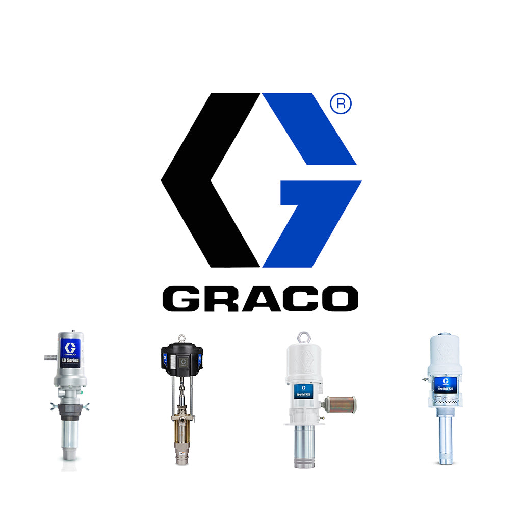 Graco Fire-ball NXT Pump Repair Service Warranty