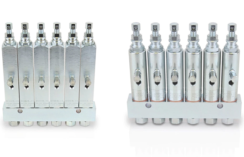 Grease Injectors Oil Injectors