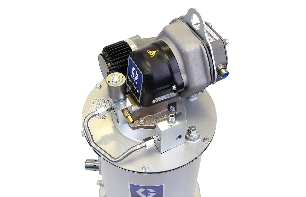 Heavy Duty Automatic Grease Pump