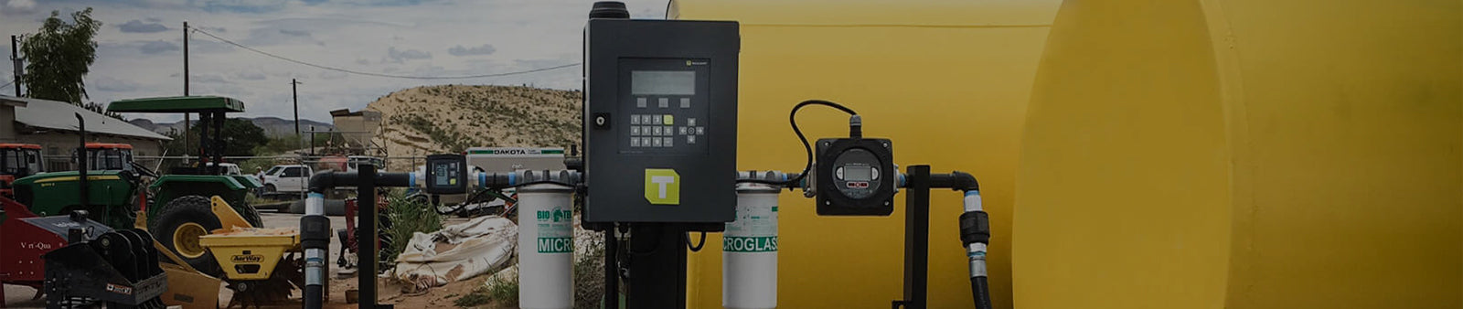 Tecalemit Fuel Management System