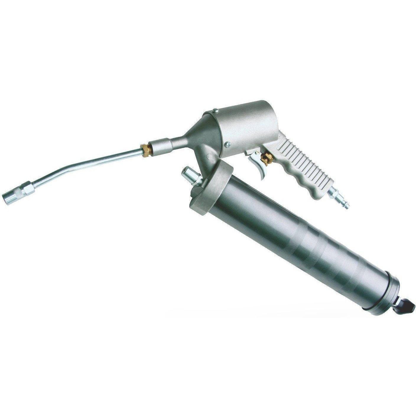 Graco 112196 Pneumatic Pistol Type Grease Gun - Includes:Rigid Extension And Hydraulic Coupler - Fireball Equipment Ltd.