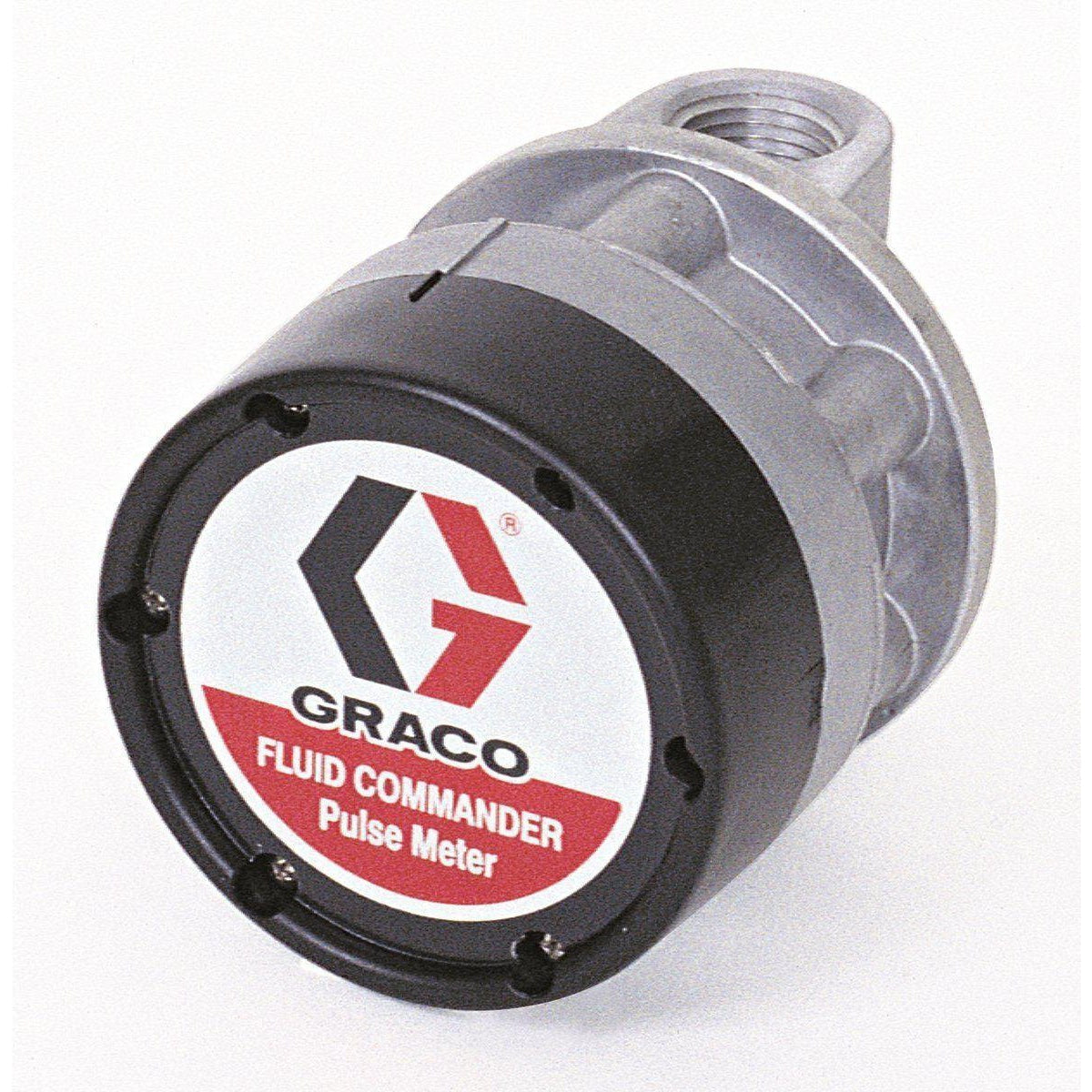 Graco 238618 In-Line Meter With Pulse Output (Pints, Quarts, Gallons, Liters) - Fireball Equipment Ltd.
