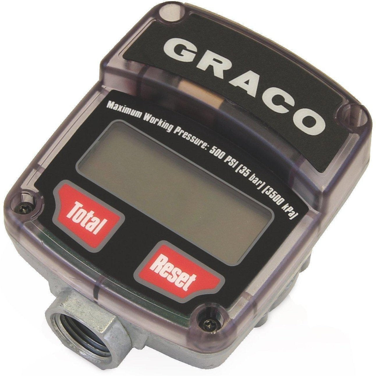 Graco 239824 Im5 Low-Pressure, Low-Flow In-Line Meter - Fireball Equipment Ltd.